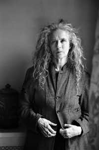 Artist Kiki Smith is the 2013-2014 University of North Texas Institute for the Advancement of the Arts Fellow.Courtesy photo