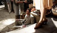 "Mathieu Amalric plays a renowned violinist who loses his beloved instrument in ""Chicken With Plums,"" set in 1950s Tehran.Sony Pictures Classics"