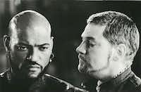 "Laurence Fishburne and Kenneth Branagh star in ""Othello,"" Shakespeare's tragic tale of love, passion and jealousy. The 1995 release was directed by Oliver Parker.DMN file photo - Castle Rock Entertainment"