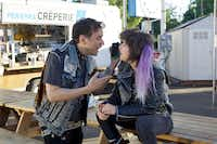 "Fred Armisen and Carrie Brownstein play many of the characters in the IFC series ""Portlandia,"" set in Portland, Ore., which the show calls ""a city where young people go to retire.""IFC"