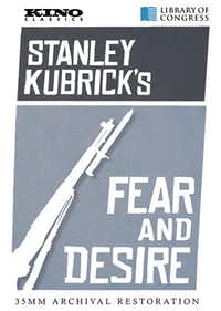 "Filmmaker Stanley Kubrick's first feature, 1953's ""Fear and Desire,"" has been restored for its release on DVD this week."