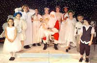 """Denton Community Theatre's Theatre presents """"The Littlest Angel,"""" part of """"A Kid's Christmas"""" today through Sunday at the PointBank Black Box Theatre.Al Key - DRC"""