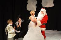 "Denton Community Theatre's Theatre presents ""The Littlest Angel,"" part of ""A Kid's Christmas"" today through Sunday at the PointBank Black Box Theatre.Lucinda Breeding - DRC"