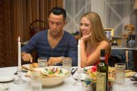 "Joseph Gordon-Levitt, left, and Scarlett Johansson are shown in a scene from ""Don Jon.""Relativity Media"