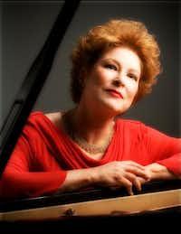 Pamela Mia Paul, regents professor of piano at the University of North TexasCourtesy photo