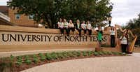 The University of North Texas College of Music s HarpBeats are heading to Hong Kong to perform at the World Harp Congress.UNT College of Music