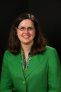 Jennifer Evans-Cowley will be the next provost and vice president for academic affairs at the University of North Texas.Courtesy photo