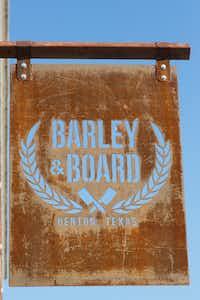 Barley & BoardDRC