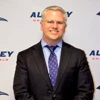 Aubrey High School principal Matthew GoreAubrey ISD