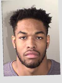 Rickey Brice Jr.Denton County Jail