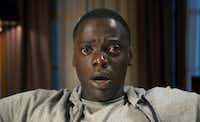 "Daniel Kaluuya gets creeped out in <i>Get Out</i>.<p><span style=""font-size: 1em; background-color: transparent;"">Universal Pictures</span></p>"