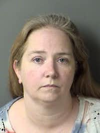 Bronwyn Wright, Denton County Jail muCourtesy photo