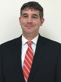 Matt Shaffstall, former Lake Dallas city managerCourtesy photo