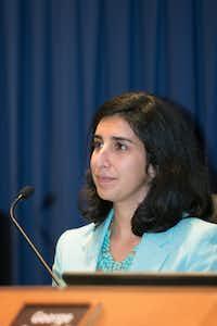 Sara Bagheri, Denton City Council, Place 6DRC