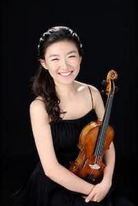 South Korean violinist Kyung Ah Oh, winner of the 2017 Lewisville Lake Symphony International Competition for Strings and Harp, will perform with the symphony at 7:30 p.m. Sept. 15 at the MCL Grand in Lewisville.Lewisville Lake Symphony