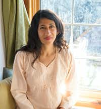 Writer Padma Viswanathan will visit Denton for the UNT Visiting Writer's Series on Wednesday, Nov. 15, 2017.UNT