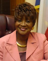 Denton County Precinct Commissioner Bobbie MitchellDRC file photo
