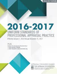 """<br><p><span style=""""font-size: 1em; background-color: transparent;"""">The </span><em style=""""font-size: 1em; background-color: transparent;"""">Uniform Standards of Professional Appraisal Practice </em><span style=""""font-size: 1em; background-color: transparent;""""></span><span style=""""font-size: 1em; background-color: transparent;"""">(USPAP) is the generally recognized ethical and performance standards for the</span><span style=""""font-size: 1em; background-color: transparent;"""">appraisal profession in the United States. (</span><span style=""""font-size: 1em; background-color: transparent;"""">www.appraisalfoundation.org/imis/TAF/Standards/Appraisal</span><em style=""""font-size: 1em; background-color: transparent;"""">Standards/Uniform</em><span style=""""font-size: 1em; background-color: transparent;"""">Standards</span><em style=""""font-size: 1em; background-color: transparent;"""">of</em><span style=""""font-size: 1em; background-color: transparent;"""">Professional</span><em style=""""font-size: 1em; background-color: transparent;"""">Appraisal</em><span style=""""font-size: 1em; background-color: transparent;"""">Practice/TAF/USPAP.asp)</span></p><p><span style=""""font-size: 1em; background-color: transparent;""""></span></p><p></p><p></p><p></p><p></p>"""