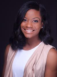 Taryn Johnson, Miss Denton Teen USACourtesy