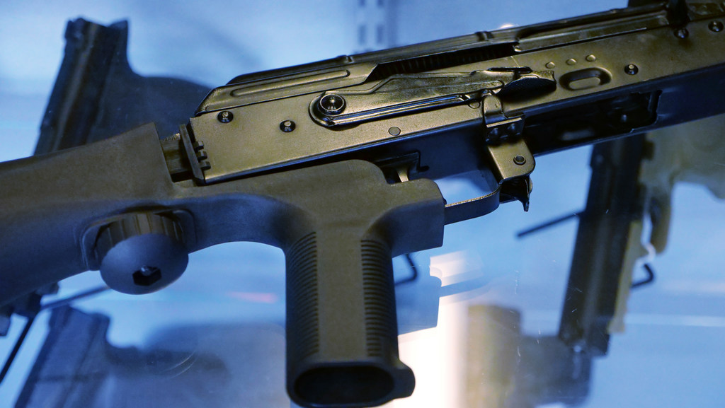 Here's what the NRA thinks about regulations on gun bump stocks