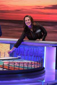"Denton resident Parker Stansel takes a spin on ""Wheel of Fortune"" in an episode airing Friday on Channel 11."