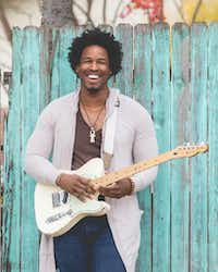 UNT alumnus and neo-soul man Quentin Moore is nominated for a Dallas Observer Music Award for est Funk/R&B Act.Courtesy photo