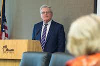 Former city auditor Craig HametnerDRC