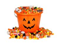 Ready for candy, goblins and things that go boo in the night? Denton has plenty of fall events to keep the whole family entertained. Halloween Jack o Lantern pail with pile of candy over whiteGetty Images/iStockphoto