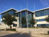 The Lone Star Building in Farmers Branch was built by Maxim, a semiconductor company that sold the building and moved nearby to Addison.The Dallas Morning News
