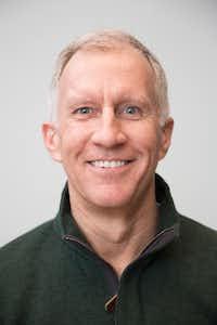 Dr. Jeff Williams, pastor at First Baptist Church DentonDRC
