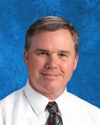 Aubrey ISD Superintendent David Belding