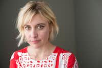 "Greta Gerwig poses for a portrait in New York to promote her film, ""Lady Bird.""Scott Gries/Invision/AP"