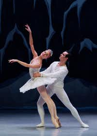 Guest artists Marta Petkova and Nikola Hadjitanev will dance the leading roles in the Festival Ballet of North Central Texas' 'The Nutcracker.'Festival Ballet of North Central Texas