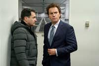 Michael Stuhlbarg as Sy Feltz, Ewan McGregor as Emmit Stussy. FX
