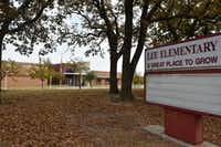 Denton ISD Board of Trustees voted Nov. 15 to change the name of Lee Elementary School to Alice Alexander Elementary School.DRC