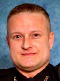 Jerry Walker, Little Elm Police DepartmentCourtesy photo