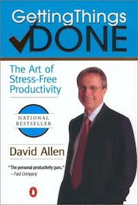 "If you're looking to get more done and edge closer to your goals, ""Getting Things Done"" might be what you need. Author David Allen has techniques to get gnawing ideas out of your head and into a system. Courtesy photo"