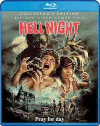 1981 s <i>Hell Night </i>fits into the teens-have-sex-then-get-murdered, but it also breaks ground. It s surprisingly more thoughtful and developed than most movies of its kind. It stars <i>The Exorcist's</i> Linda Blair as one of four pledges of Alpha Sigma Rho fraternity who, as part of an initiation, spend the night in Garth Manor, twelve years after the previous resident murdered his entire family.Courtesy photo