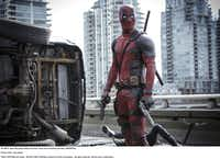 "Ryan Reynolds as the title anti-hero, Deadpool, shown here in the original film. Deadpool 2 is out in June. <p><span style=""font-size: 1em; background-color: transparent;"">Twentieth Century Fox Film Corporation</span><br></p><p></p>"
