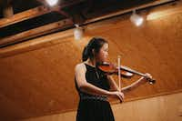 Megan Lin, the winner of the Vernell Gregg Young Artists Competition, performs with the Lewisville Lake Symphony at 7:30 p.m. on Friday, Feb. 9 at the Medical City Lewisville  Grand Theatre, 100 N. Charles St.Lewisville Lake Symphony