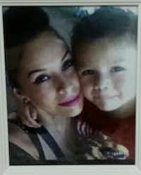 Maria Isabel Romero Medina is shown with her son, Ricardo Alekzander Lara.