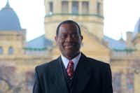 Denton County Judge Democratic candidate Willie HudspethWillie Hudspeth