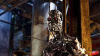Terminator: Salvation — which includes this T-800 Terminator — is part of the the jam-packed Terminator Anthology.Warner Bros.