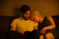 "Jake Gyllenhaal and Melanie Laurent star in ""Enemy,"" in which two men discover they're identical.Rhombus Media"