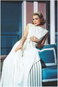 "Grace Kelly stars as socialite Tracy Lord in the 1956 musical comedy ""High Society.""MGM Studios"