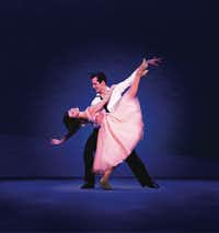 """Robert Fairchild and Leanne Cope perform in the original Broadway production of """"An American in Paris."""" The cast for the national tour at Dallas Summer Musicals has not yet been announced.Courtesy photo"""