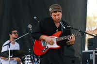 Unknown Mortal Orchestra performs at the Hot Wet Mess.DRC/David Minton