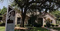 Home for sale on Pickwick in Denton.Al Key - DRC
