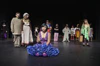 "Denton Community Theatre's Theatre School presents ""Shrek the Musical Jr.,"" the culmination of last year's summer camp. This summer, musical theater campers will present Disney's ""Aladdin Jr.""David Minton"