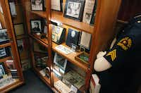 """The """"JFK Texas Exhibit"""" displays original items related to the 1963 assassination of President John F. Kennedy. The exhibit runs through Dec. 29 at the Western Heritage Gallery in the Stonehill Center shopping complex.David Minton - DRC"""